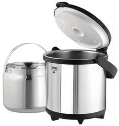 Thermal Cooking, Induction Cookware, Induction Stove, Cook N, Tailgate Food, Tailgating, Stainless Steel Thermos, Best Slow Cooker, Slower Cooker