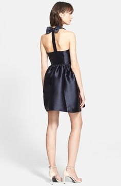 Kate Spade Bow Dress - Little Black Dress - Cocktail Dress