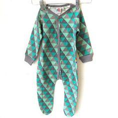 Geometric Baby pj's