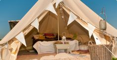The Glam Camping Company :: Stylish Camping and Outdoor Accessories :: Go Glamping!