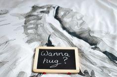 Wanna hug? :) see our stuff on www.hugthestuff.com