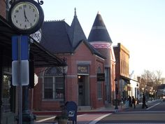 Berlin Maryland, my father-in-law was born & raised in Berlin.