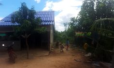 A perfect lifestyle in rural Cambodia