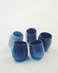 Anemone Cups by Milly Dent
