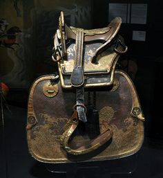 Samurai saddle