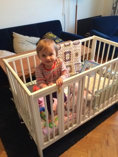 ikea gulliver crib with baby 39 s door pinterest crib doors and babies. Black Bedroom Furniture Sets. Home Design Ideas