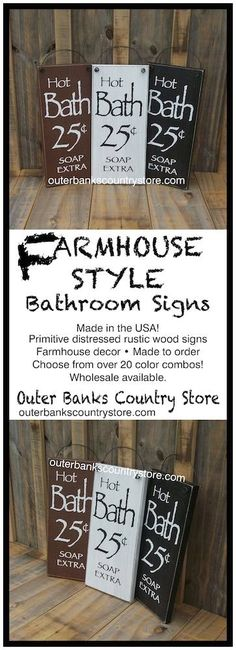 Bathroom Signs Wholesale primitive home decor wood sign, hand painted. strawberry, kitchen