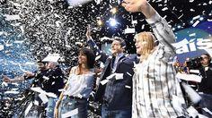 El despliegue de Cristina Kirchner en el estadio de Arsenal, los actos programados por Sergio Massa en Tortuguitas y Argentinos Juniors o la conferencia de prensa de lanzamiento de Florencio Randazzo. También los afiches de Martín Lousteau o las recorridas de Cambiemos con color proselitista.   #GASTOS DE CAMPAÑA