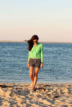 Classy Girls Wear Pearls: Chatham Lighthouse Beach
