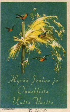 Martta Wendelin - Hyvää joulua ja onnellista uutta vuotta