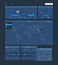 Google Analytics Plugin on Behance