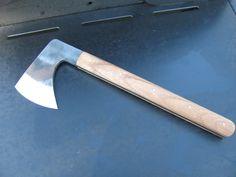 Belt Hawk by JK Handmade Knives