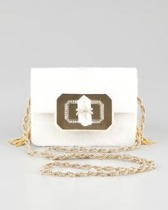 Can we talk about how beautiful this Marchesa Small Phoebe Calf Hair Shoulder Bag is? @Neiman Marcus