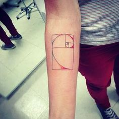 ¡Espiral de Fibonacci!