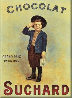 Suchard poster