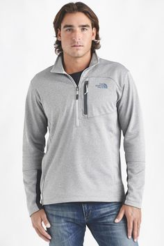 The North Face Canyonlands Grey  Zip | South Moon Under