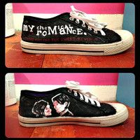 My Chemical Romance Shoes<3