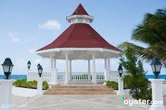 Wedding Gazebo at the Grand Bahia Principe Jamaica