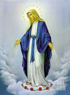 Immaculate Conception Art Print at Art.com