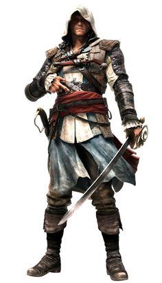 Edward Kenway Assassin's Creed IV: Black Flag