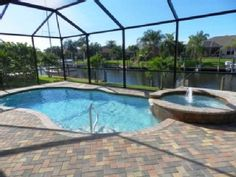 New Luxury Pool Home Close To Cape Harbour With Direct Access To GulfVacation Rental in Cape Coral from @HomeAway! #vacation #rental #travel #homeaway