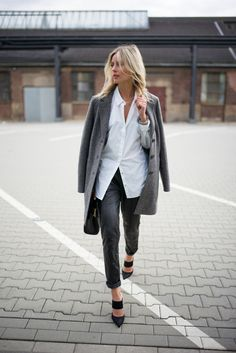 amazing look - perfect for work | The Lifestyle Edit
