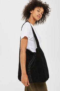 SIENNA Leather Slouch Hobo Bag | Topshop