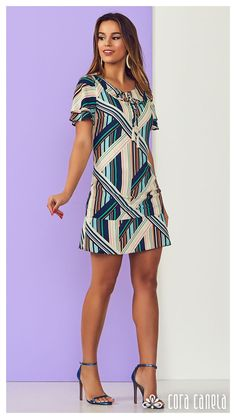 Shop sexy club dresses, jeans, shoes, bodysuits, skirts and more. Casual Dresses, Casual Outfits, Fashion Dresses, Short Sleeve Dresses, Summer Dresses, Cristian Dior, Girl Fashion, Womens Fashion, Couture