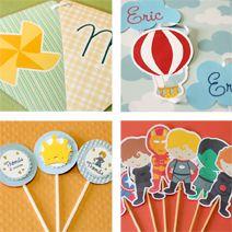 Blog da Tuty - http://blog.tuty.com.br/    Papelaria de festa personalizada