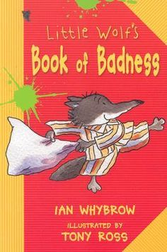 Little Wolf's Book of Badness (Middle Grade Fiction)