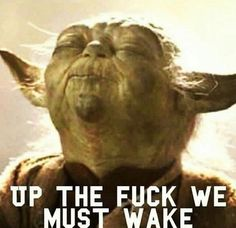 GREAT Yoda quote