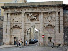 Zadar PortaTerraferma - Dalmazia - Wikipedia