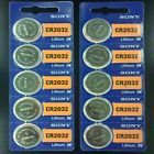 Sony Lithium CR2032 x5 Car Remote CMOS BIOS Motherboard 3v Battery Coin Cell