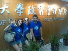 Studenti della Summer School presso la School of Government, Peking University.