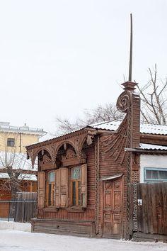 Особенности забайкальского деревянного зодчества - http://nalichniki.com/osobennosti-zabajkalskogo-derevyannogo-zodchestva/