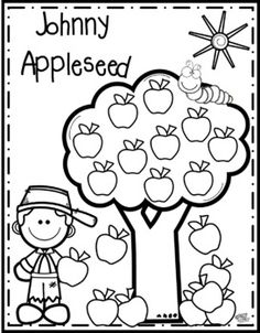 First Grade Wow: Johnny Appleseed = Good Citizenship ...