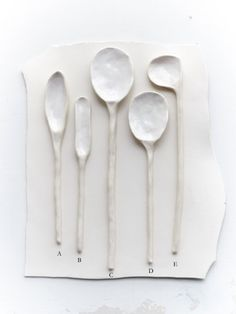 DOS Porcelain Spoon