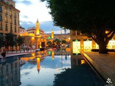 Downtown #Beirut  By @eric__francis #WeAreLebanon  #Lebanon #WeAreLebanon