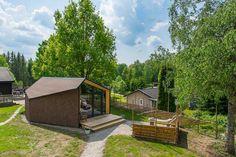 Nyckelfärdigt+attefallshus+med+litet+loft+till+salu+(25+kvadratmeter+effektiv+planlösning)