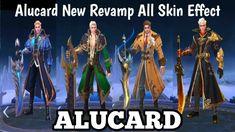 Effect All Skin Alucard New Revamp - Alucard Revamp Alucard Mobile Legends, News, Youtube, Movies, Movie Posters, Films, Film Poster, Cinema, Movie
