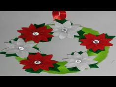 Prendedor para cortinas con cd manualidades tutorial DIY manolidades - YouTube