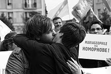 Mariage homosexuel en France - Wikipédia