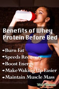 Do you know when to drink protein shakes. What about using whey protein as a pre-bedtime supplement? Is whey protein before bed a good idea?