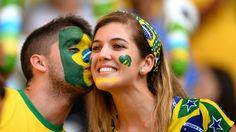 Copa do mundo junto com o dia dos namorados tudo o que o homem  sonhou aconteceu, Cerveja, Churrasco, Futebol e sua amada ao seu lado