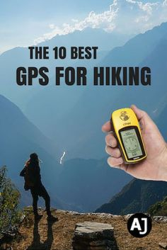 Top 10 Best GPS For Hiking of 2016 - The Ultimate Guide