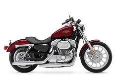 Top 10 Motorcycles for Beginners: 2011 Harley-Davidson Sportster SuperLow ($7,999)