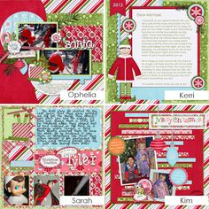 elf on the shelf scrapbook layouts | My Shelf Elf Wordart