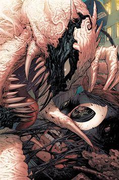 Venom #7 - Venom Vs. Toxin Marvel Venom, Marvel Vs, Marvel Comics, Marvel Villains, Toxin Marvel, Marvel Characters, Comic Book Characters, Comic Character, Comic Books