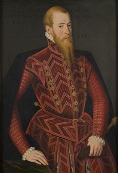 File:Erik XIV king of Sweden 1533-1577 (Domenicus Verwilt) - Nationalmuseum - 21667.tif - Wikimedia Commons Renaissance Fashion, Ruotsi, Renesanssi, Historia, Valokuvaus, Kuningattaret, Punainen