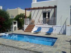 Maison avec piscine dans Loutra Village